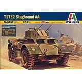Staghound AA Armored Vehicle 1/35 Italeri (japan import)