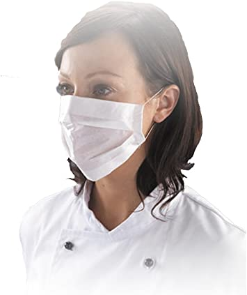 Of Anti Masks Certified Hygienic 100 Face Paper Virus Professional Box ce 2ply