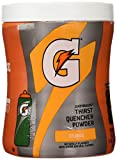Gatorade Powder, Orange, 18.3-ounce Canister (1 Canister)