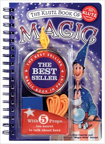 Read online The Klutz Book of Magic PDF