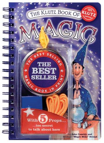 Read Online The Klutz Book of Magic PDF