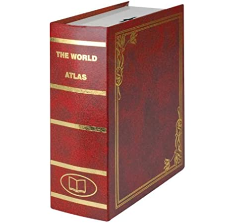 Tobar Hawkins Bazaar - Caja fuerte (metal), diseño de libro: Amazon.es: Juguetes y juegos