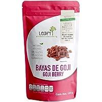 Leafy, Gojiberries Bayas De Goji Orgánicas, 100 gramos