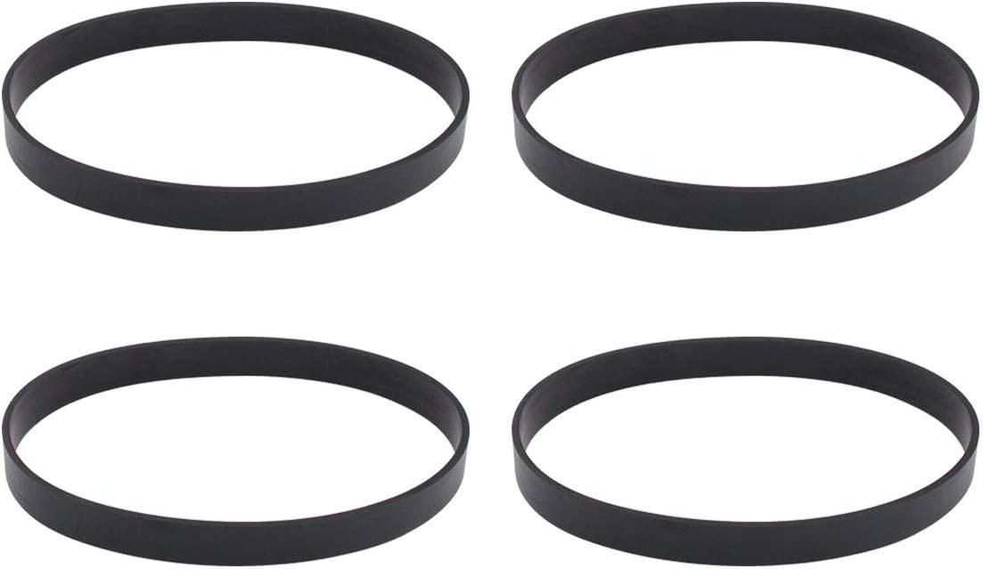 ApplianPar Pack of 4 2031093 Vacuum Belt Replacement for Bissell Style 7/9/10 Replace 3031123 3031120 32074