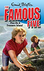 1: Five On A Treasure Island (Famous Five)