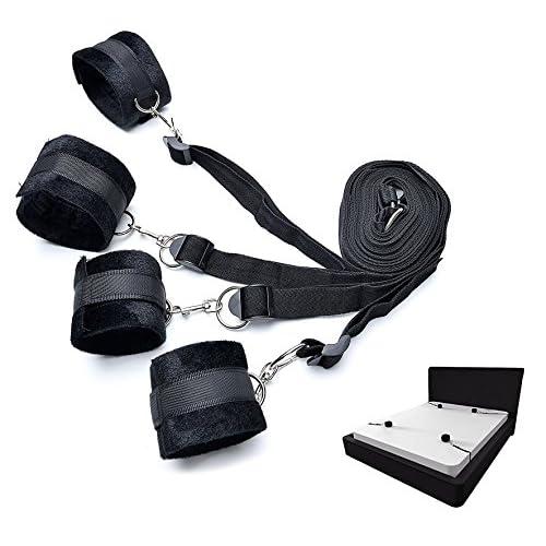 OUTDOORZONE réglable sous la ceinture de yoga Bandes de poids Sangles élastiques d'exercice