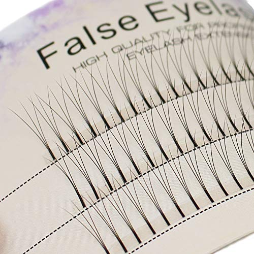 Scala 0.1 C Curl 120pcs 8-16mm to Choose Individual Lashes Black False Eyelash Natural Long Cluster Extension Makeup Beauty Health Makeup Fake Eyelashes (10mm) from Bodermincer