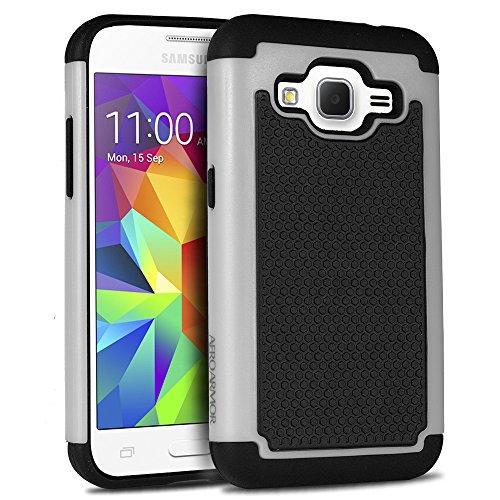 buy online 1b063 22a63 Galaxy Grand Prime Case, Aero Armor Protective Case for Samsung Galaxy  Grand Prime - WHITE