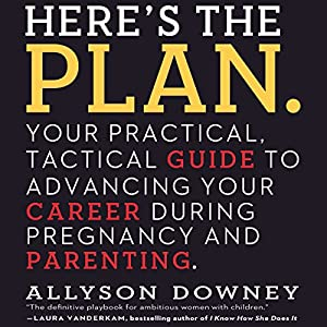 Here's the Plan. Audiobook
