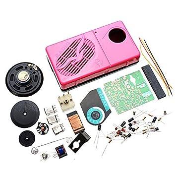 Doradus 9018-2AM AM Radio Electronic Kit Electronic DIY