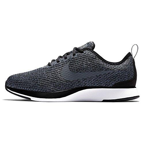 Bg ginnastica Racer Ragazzo Scarpe grigio da antracite Nike Grigio bianco Nero Dualtone XqEUBwEp