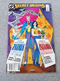 img - for Secret Origins, No. 27, June 1988, Zatara and Zatanna book / textbook / text book