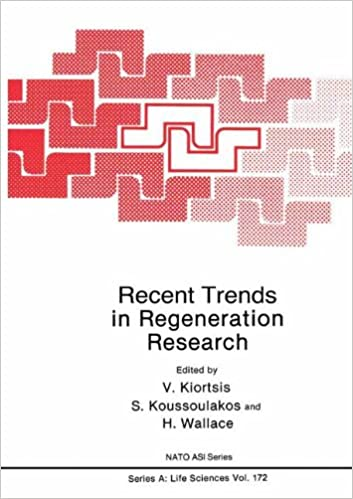 Recent Trends in Regeneration Research (Nato Science Series A:)