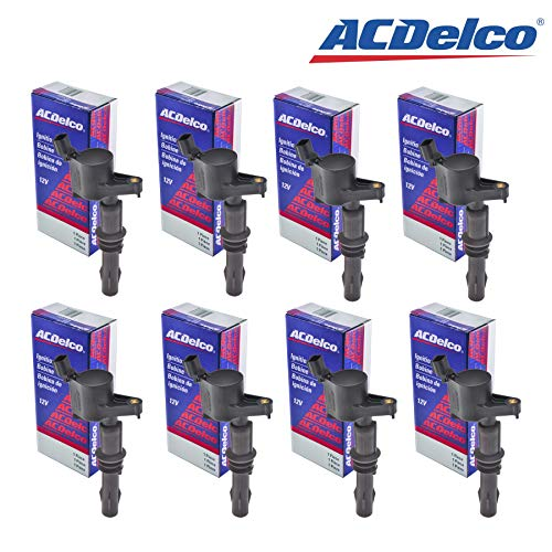 DG-521 ACDELCO Ignition Coil 5.4L For Ford Lincoln 673-6200 C1659 DG521 GN10233 PACK OF 8