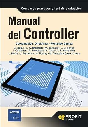 MANUAL DEL CONTROLLER EBook: ACCID (Varios Autores), Fernando ...