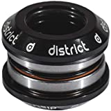 District S-Series Integrated Pro Scooter Headset (Black)