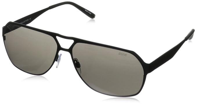 metal aviator sunglasses  Amazon.com: BMW Men\u0027s B6501 Modern Flat Metal Aviator Sunglasses ...
