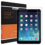 MEGOO Screen Protector for Apple iPad 2 3 4,Easy Installation Anti-Scratch Friendly Touching Tempered Glass Screen Protector for iPad 2018/2017/iPad Air 2/iPad Pro 9.7 inch