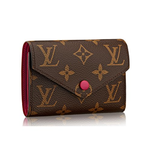 Louis Vuitton Monogram Canvas Victorine Wallet Article: M41938 - Louis Vuitton Billfold