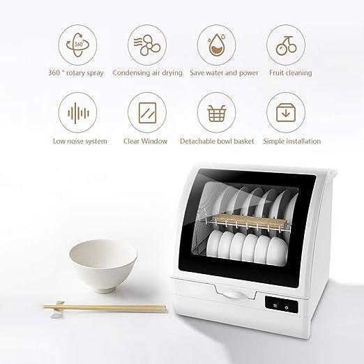 Lavavajillas, Totalmente Libre a La Instalación Automática Del ...