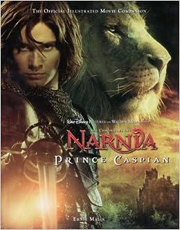Chronicles Narnia Prince Caspian Book