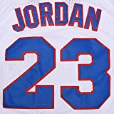 Youth Basketball Jersey #23 Moive Space Jam Jerseys for Kids
