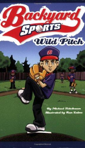 Wild Pitch #1 (Backyard Sports)