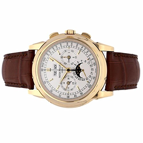 Patek Philippe Grand Complications mechanical-hand-wind mens Watch 5970J-001 (Certified Pre-owned)