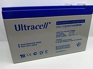 UltraCell UXL 12V-7AH
