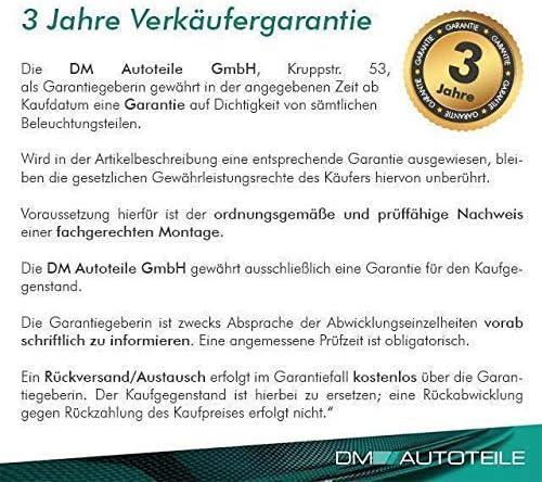 DM Autoteile Ducato 250 Boxer Jumper Scheinwerfer Links 06-10 Birnen Paket