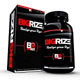 Best Man Enhancements - Bigrize Top Rated Testosterone Booster, 60 Capsules Review