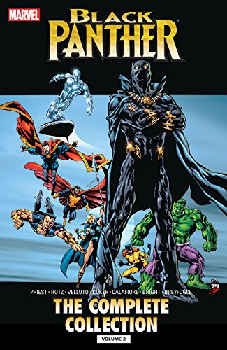Black Panther by Christopher Priest: The Complete Collection Vol. 2 (Black Panther (1998-2003))