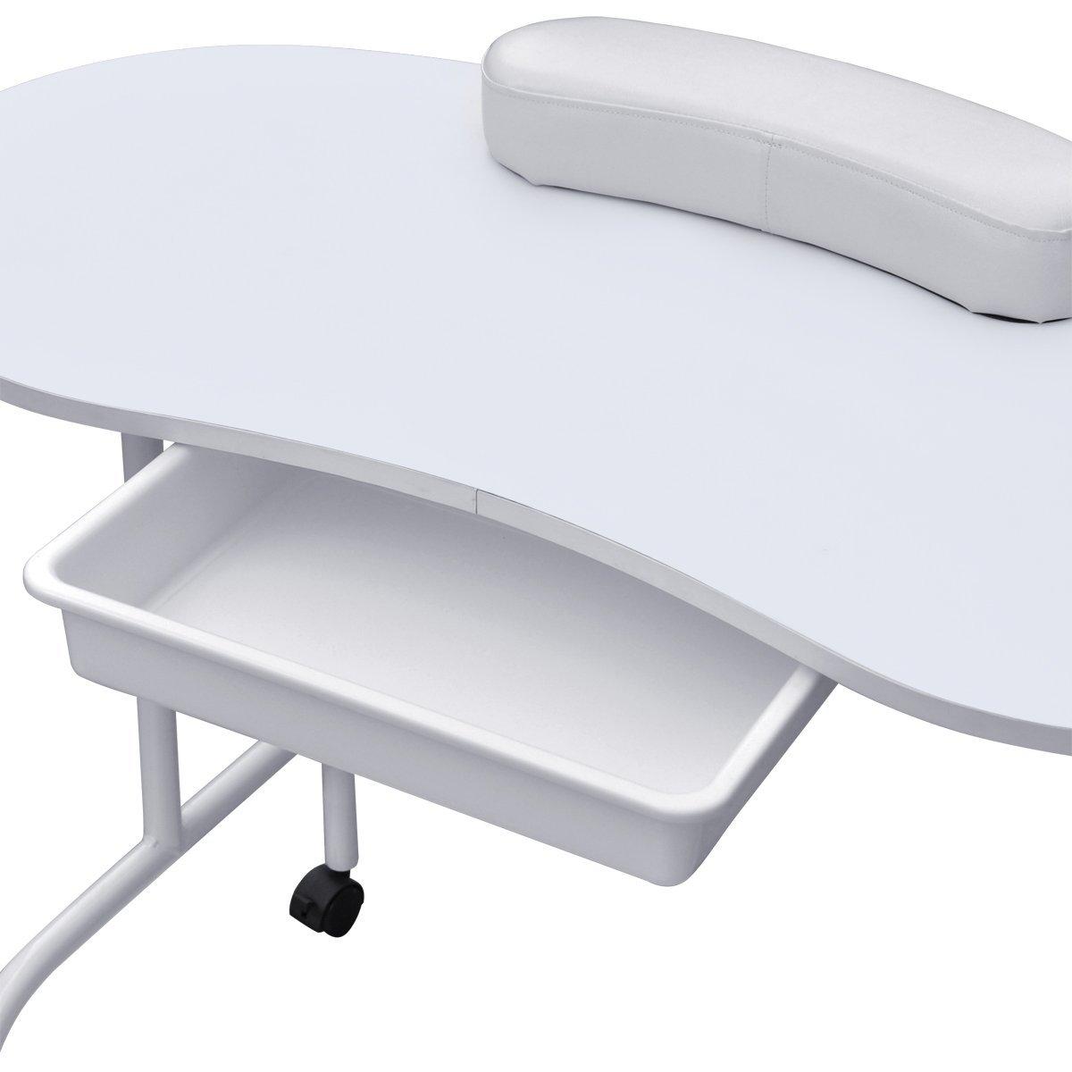 Amazon Com Portable Foldable Professional Manicure Table Nail