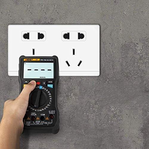 Meter Small Electrician Maintenance multimeter Handheld Intelligent Anti-Burn Digital Automatic Universal Meter