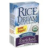 Rice Dream, Rice Drink, Enriched Original, Organic, 3-Pack, 8 oz each