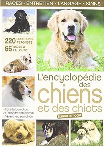 En ligne L'encyclopédie des chiens et des chiots pdf