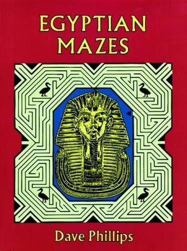 Read Online Egyptian Mazes (Dover Children's Activity Books) ebook