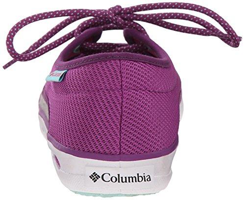 Toe Vent Femme Pink N Columbia Vulc Mocassins Peep Lux haute nxaTWI6WSg