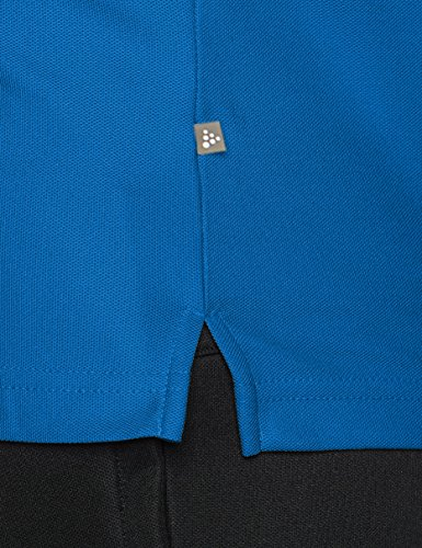 Polo Maglietta Pique Swedenblue Classic Craft qBvw4xSCq