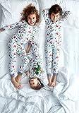 Leveret Kids Organic Cotton Garden Baby Boys Girls