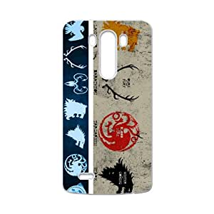 EROYI Game of Thrones Cell Phone Case for LG G3