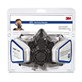 3M Paint Project Respirator, Large, 4 per Case