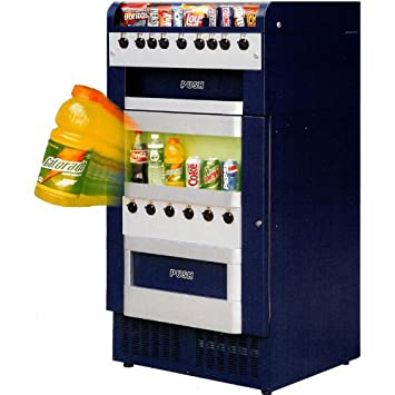 Amazon com: VM-151/251 Mechanical Combo Vending Machine