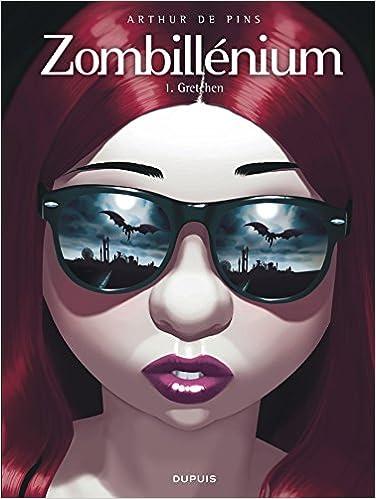 louis : zombillénium  d 'arthur de pins  BD 23 pages tome 1 gretchen  51nhZ1rQrLL._SX374_BO1,204,203,200_