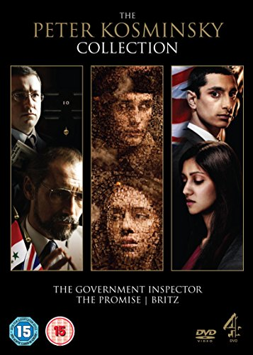 DVD : Peter Kosminsky Collection - 5-DVD Box Set ( The Government Inspector / The Promise / Britz ) ( Homeland ) [ NON-USA FORMAT, PAL, Reg.2 Import - United Kingdom ]
