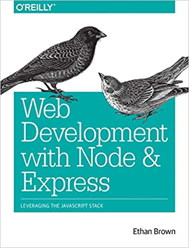 Web development with Node
