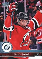 Hockey NHL 2017-18 Upper Deck #118 Travis Zajac NJ Devils
