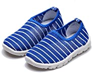 KVbaby Boy's Girl's Mesh Light Weight Sandals Breathable Sneakers Water Aqua Shoes for Walking Po
