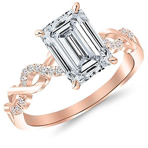 0.63 Ct Tw Diamond - 8