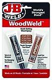 J-B Weld 8251 WoodWeld Quick Setting Wood Epoxy...